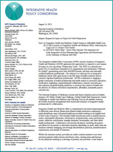 Click the image for the full joint IHPC-AIHM letter.